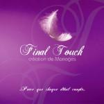 Final Touch - Organisation et décoration de mariages